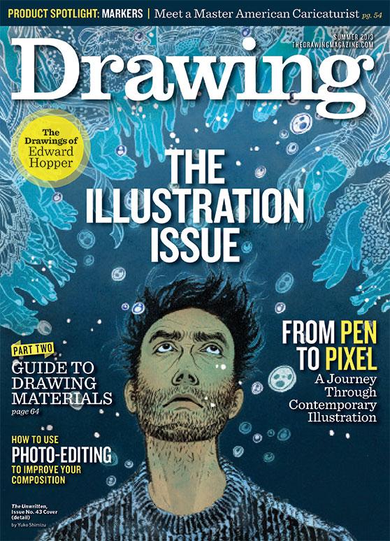 """""""drawing magazine"""" """"yuko shimizu"""""""