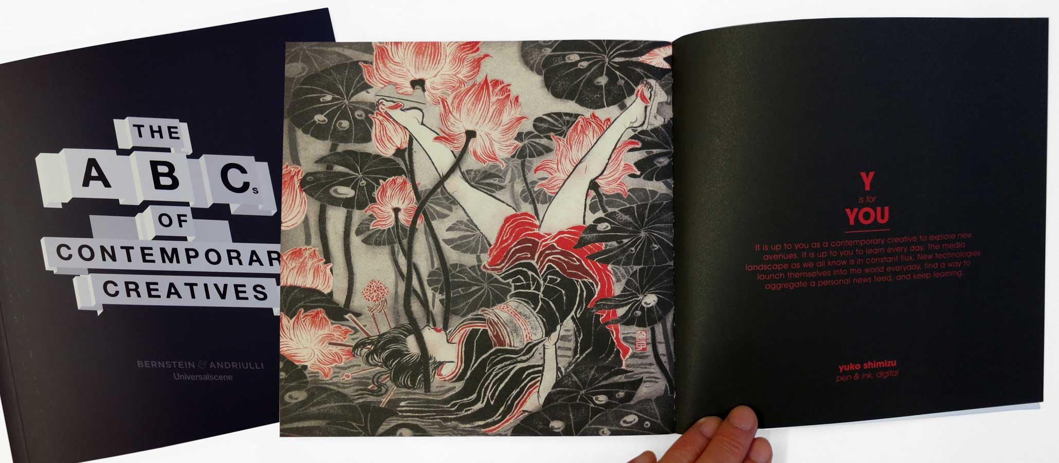 Yuko Shimizu - ABC of Contemporary Creatives Letter Y -
