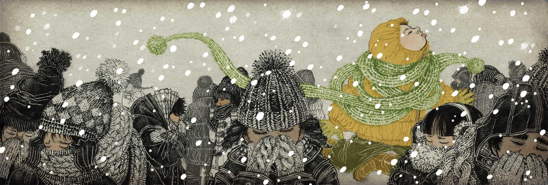 Yuko Shimizu - PLANADVISER –frozen kids– -