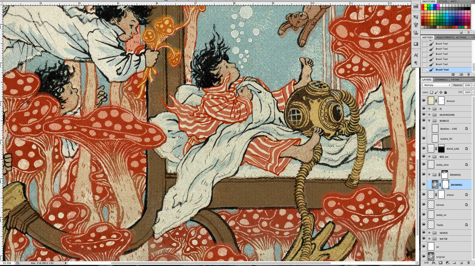 Yuko Shimizu - Little Nemo Dream Another Dream -