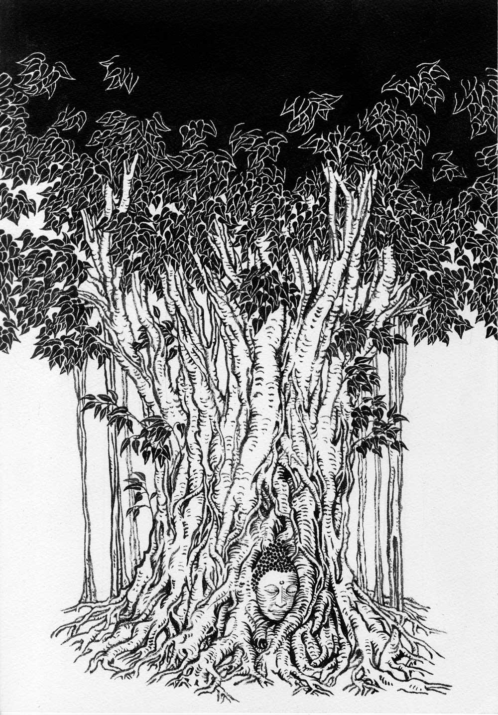 Yuko Shimizu - Harvard Divinity School Bulletin –Buddhism Issue– -